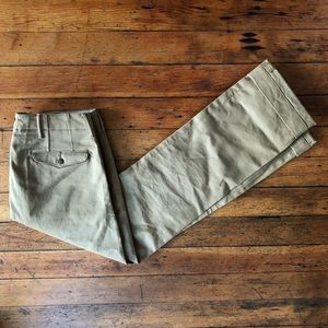 RRL Officer's Chino Pant